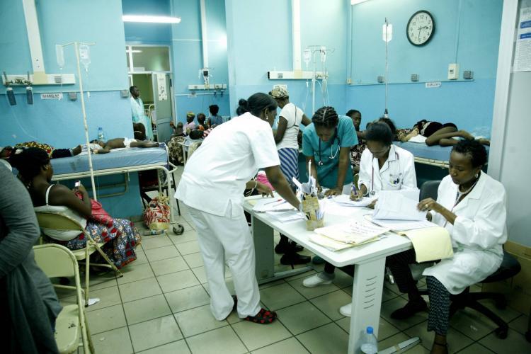 Metade dos hipertensos em Angola não faz tratamento