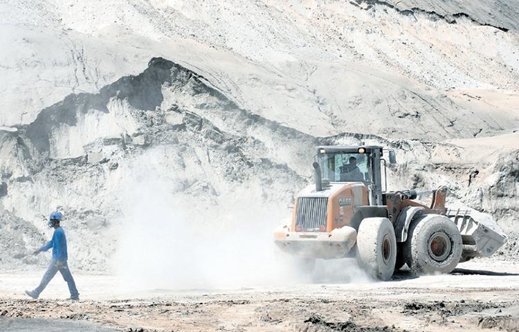 BKC aposta na exploração de calcário