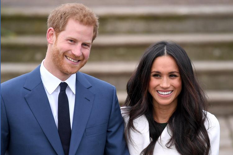 Príncipe Harry e Meghan Markle vão ser pais