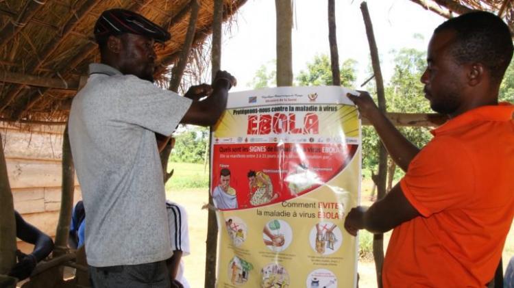 Sobe para135 número de mortes por ébola