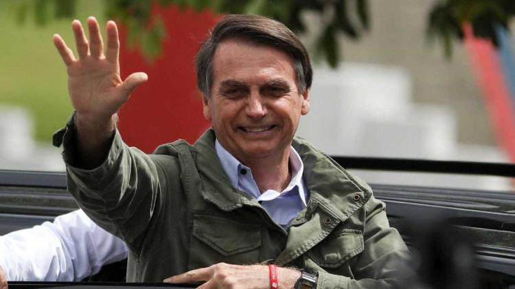 """Bolsonaro promete """"pacificar o Brasil"""""""