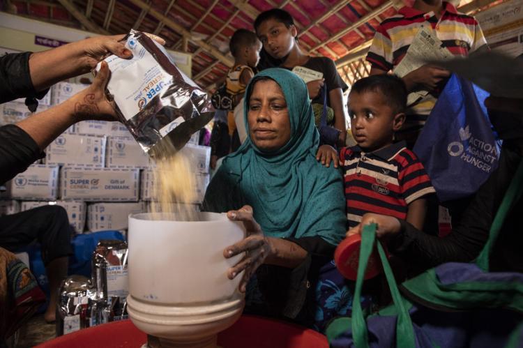 821 milhões de pessoas passam fome no mundo