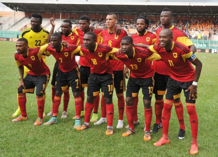 Angola perde frente à Mauritânia