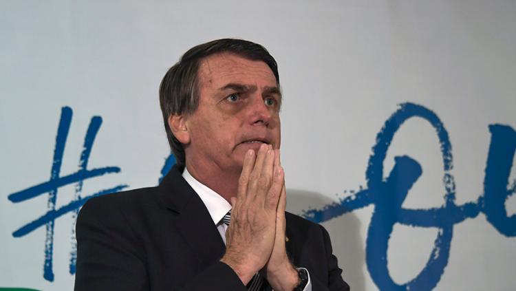 Bolsonaro volta a liderar com 31% dos votos