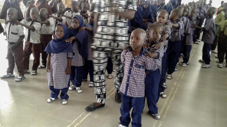 Centenas de crianças-soldado libertadas do Boko Haram