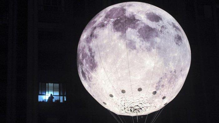 Chineses querem construir lua artificial