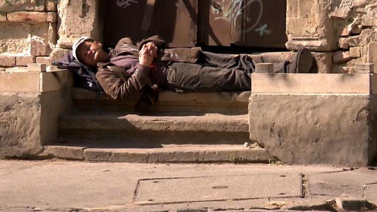É proibido dormir na rua na Hungria