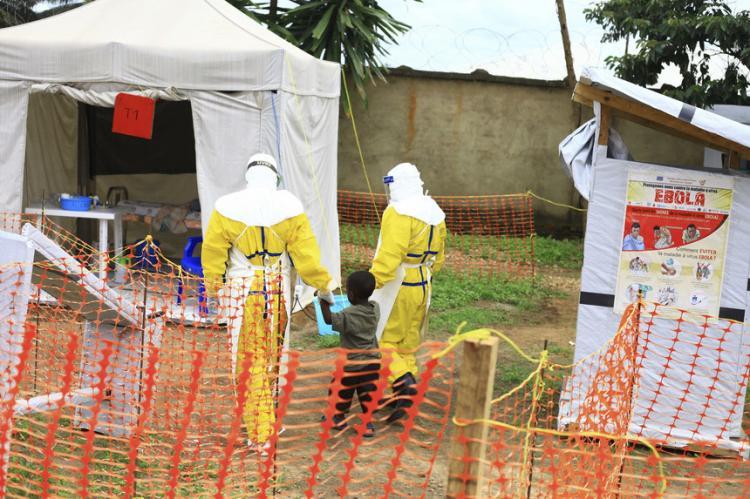 Ébola já fez 113 mortos