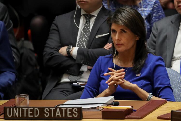 Embaixadora dos EUA na ONU demite-se