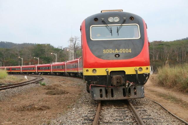 Linha férrea Luanda/Aeroporto Internacional pronta em Março de 2019