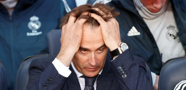 Lopetegui pode ser despedido do Real Madrid