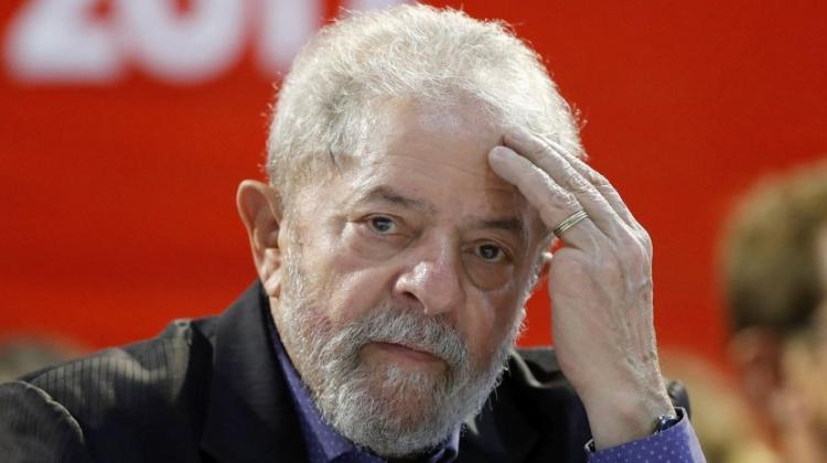 Lula da Silva impedido de votar