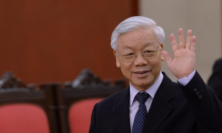 Eleito novo PR do Vietname