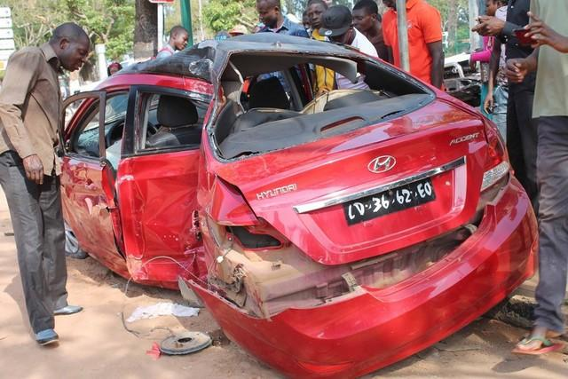 Nove mortos e 18 feridos em acidentes no fim-de-semana
