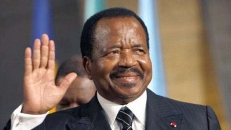 Paul Biya reeleito para um sétimo mandato