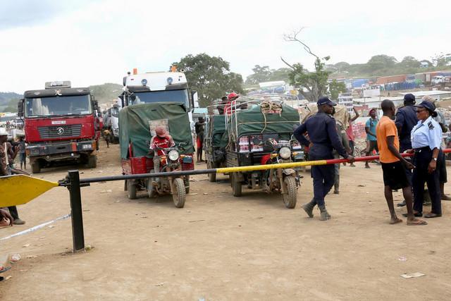 Polícia trava entrada ilegal de 388 cidadãos da RDC