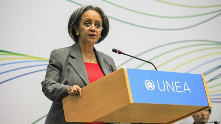 Sahle-Work eleita presidente da Etiópia
