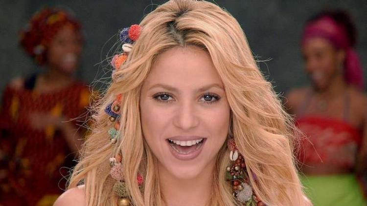 Shakira em série