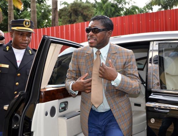 Vice-presidente da Guiné Equatorial investigado por lavagem de dinheiro