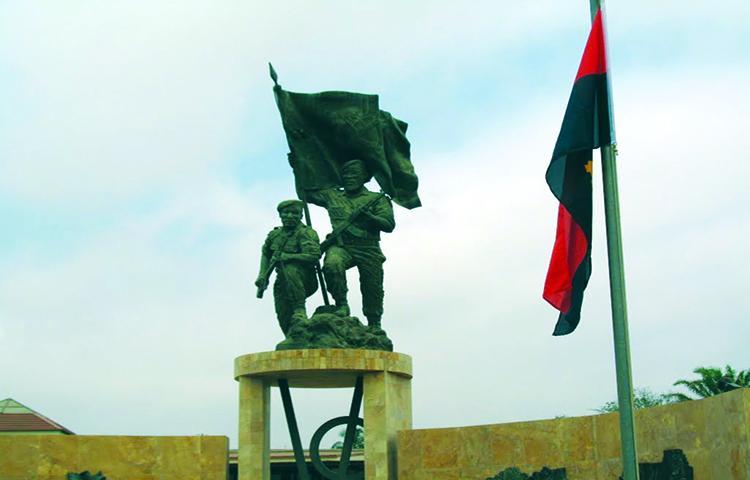 A decisiva batalha de Kifangondo