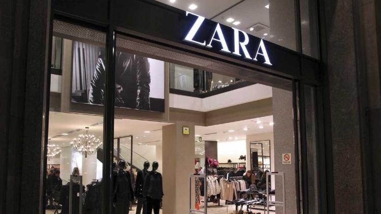 Angola na lista de novos mercados 'online' da Zara