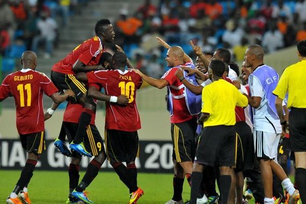 Angola vence Burkina Faso e reentra na corrida ao CAN2019