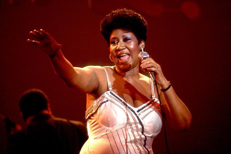 Aretha Franklin em documentário 46 anos depois