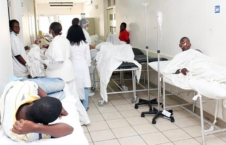 Cortes na malária e aumento na vacinação