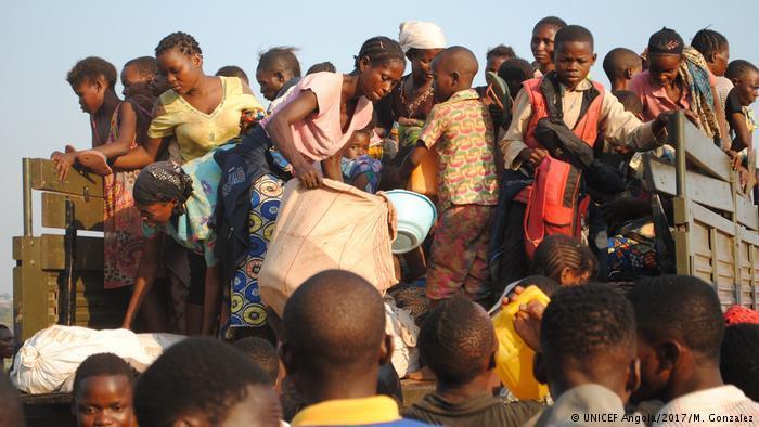 Expulsão de congoleses de Angola agrava crise humanitária na RDC