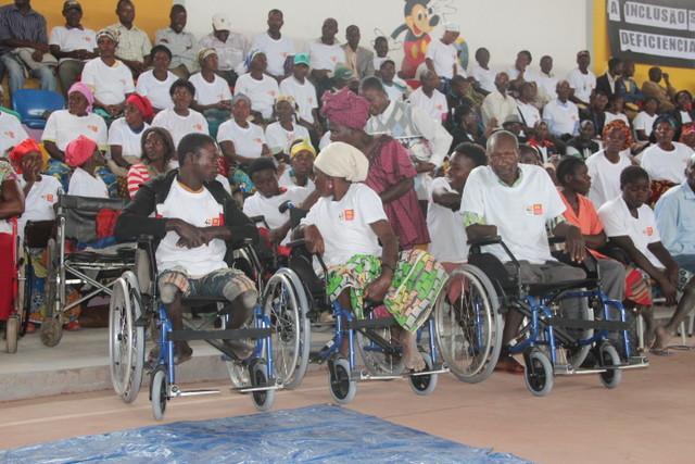 Governo quer organizar banco de dados de deficientes físicos