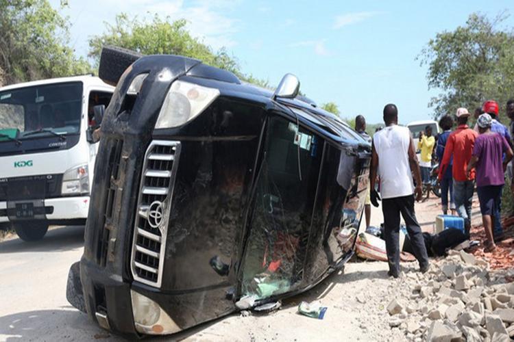 Mais de 140 pessoas morrem de acidentes de viação