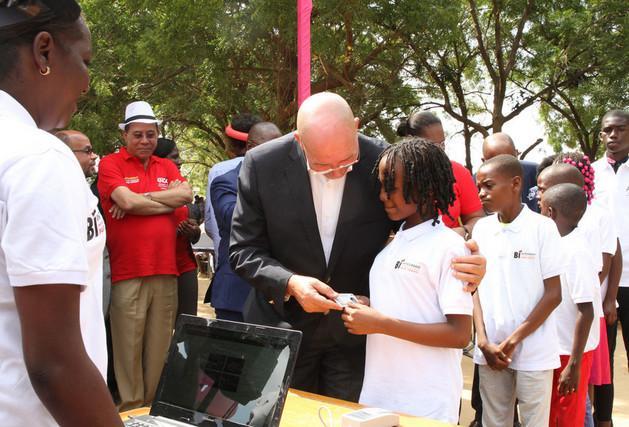 Mais de 70 crianças e adolescentes aderem ao 'BI da Dipanda'