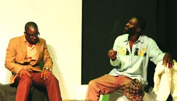 'O Regressado' e o 'Culpado' em cartaz no auditório Njinga Mbande