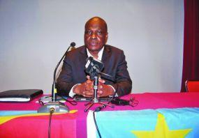 Oposição elege Martin Fayulu