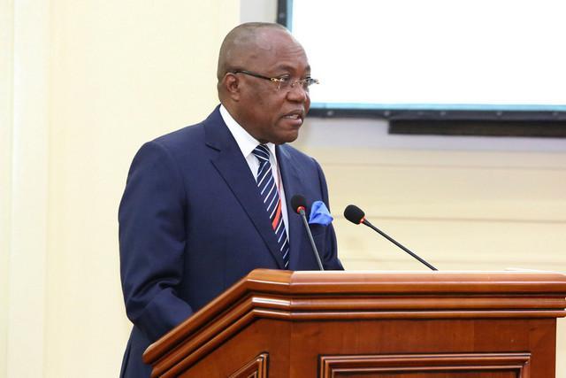 Presidente da Etiópia recebe ministro das Relações Exteriores