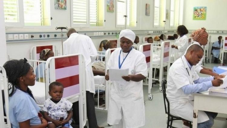Saúde realiza concurso público no Bengo