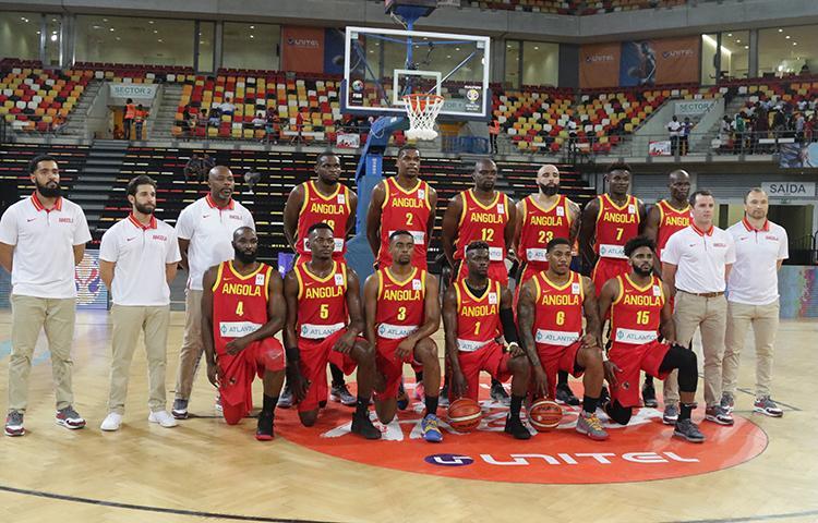 Angola no Mundial da China