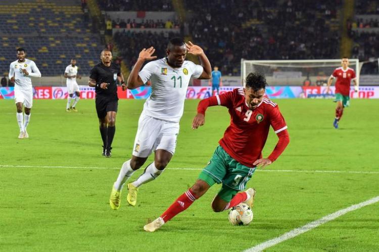 CAF retira a organização aos Camarões