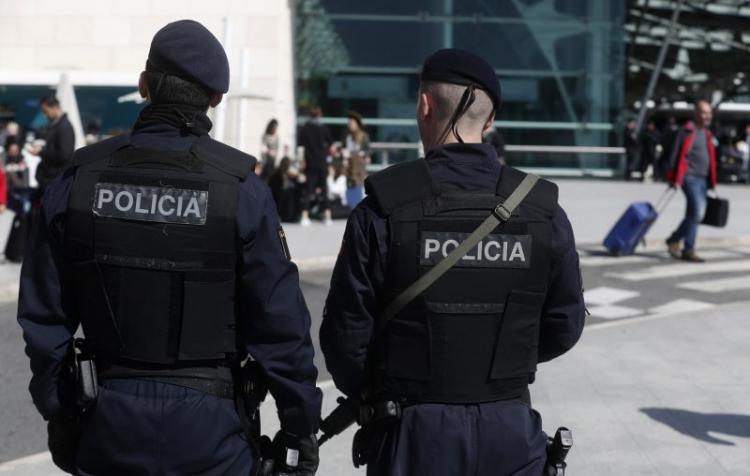 Angolanos  agredidos por polícias portugueses