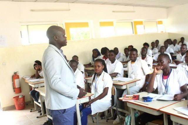 Cabinda acolhe abertura do ano lectivo 2019