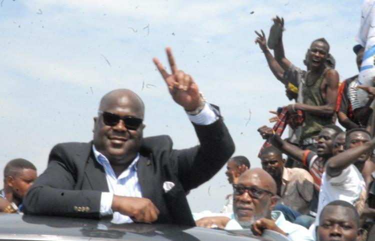 Felix Tshisekedi vence presidenciais na RDC