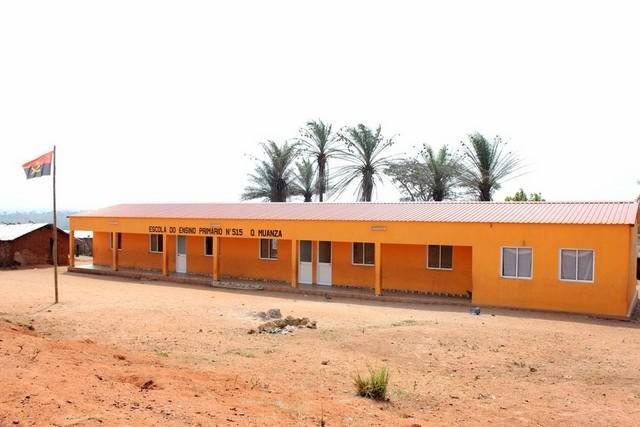 Huíla vai ter 13 novas escolas