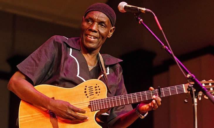 Morreu músico Oliver Mtukudzi