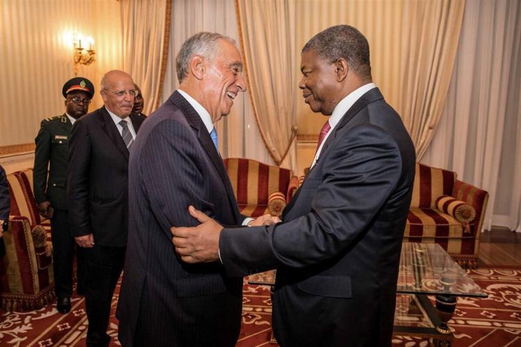 Portugal e Angola trocam informações