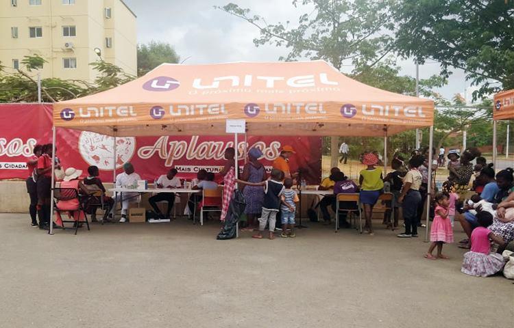 Unitel realiza feira da saúde no Sequele