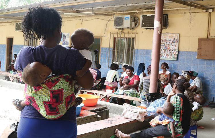 Fome mata quase 3.500 crianças
