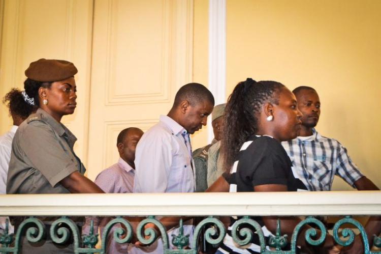 Tribunal decreta prisão preventiva a filho de Armando Guebuza