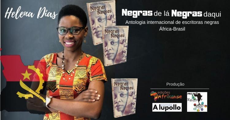 Helena Dias em antologia no Brasil