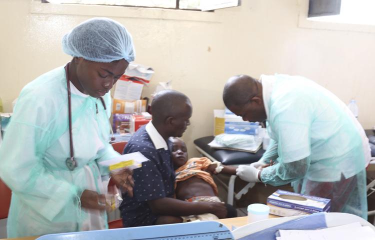 Mortes por malária em queda