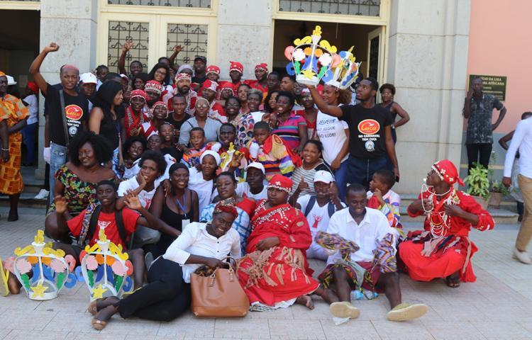 União Recreativo Kilamba revalida título